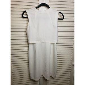 Forever 21 White Shift Dress